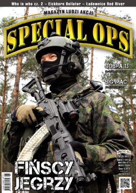 SPECIAL OPS 6 (25) 2013