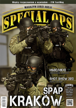 SPECIAL OPS 1/2013
