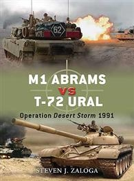 M1 Abrams vs T-72 Ural. Operation Desert Storm 1991